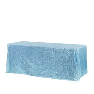 Rectangle Sequins tablecloth